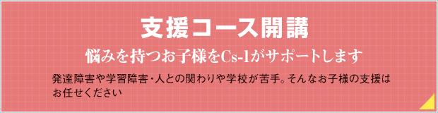 Cs-1 学習支援コース